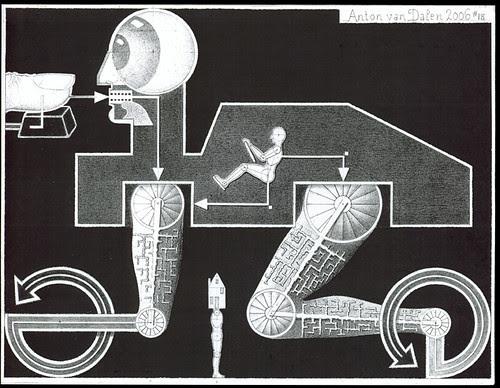 Anton van Dalen Untitled 2006