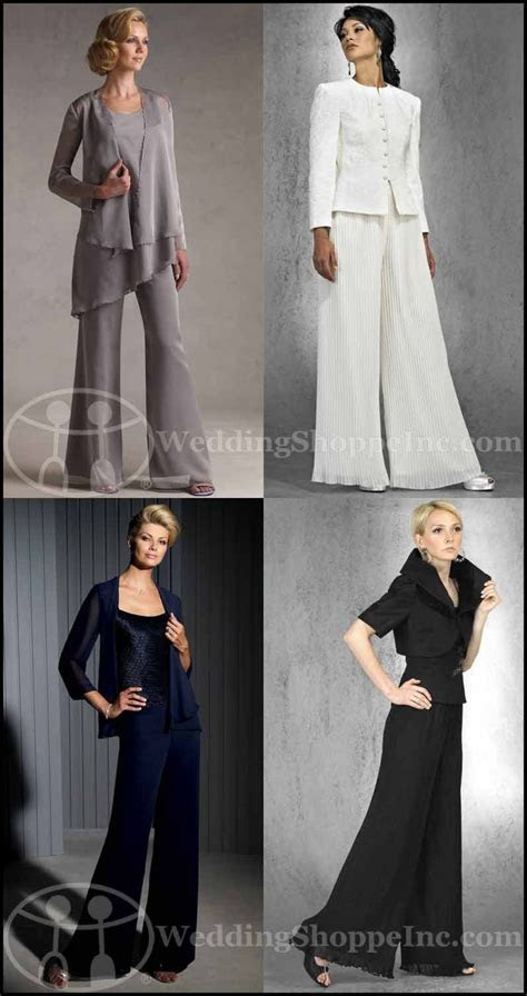 Mother of the Bride Pant Suits and Dresses You?ll Love