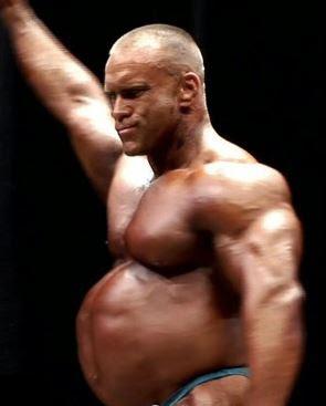 bodybuilder body fat percentage offseason