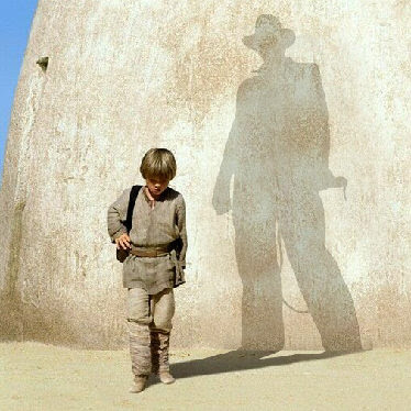 Fortune and glory, kid. Oh, and your own Death Star.