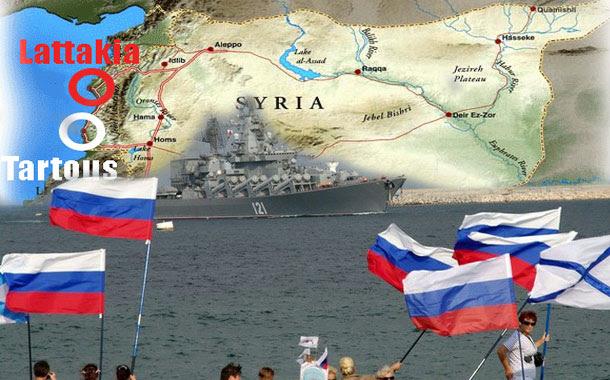 Η Συρία πρότεινε στην Ρωσία την δημιουργία μεγαλύτερης ναυτικής βάσης στην Ταρτούς