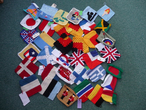 Olympic Squares.