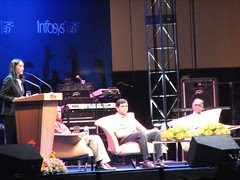 Kris, Prakash Padukone and NRN