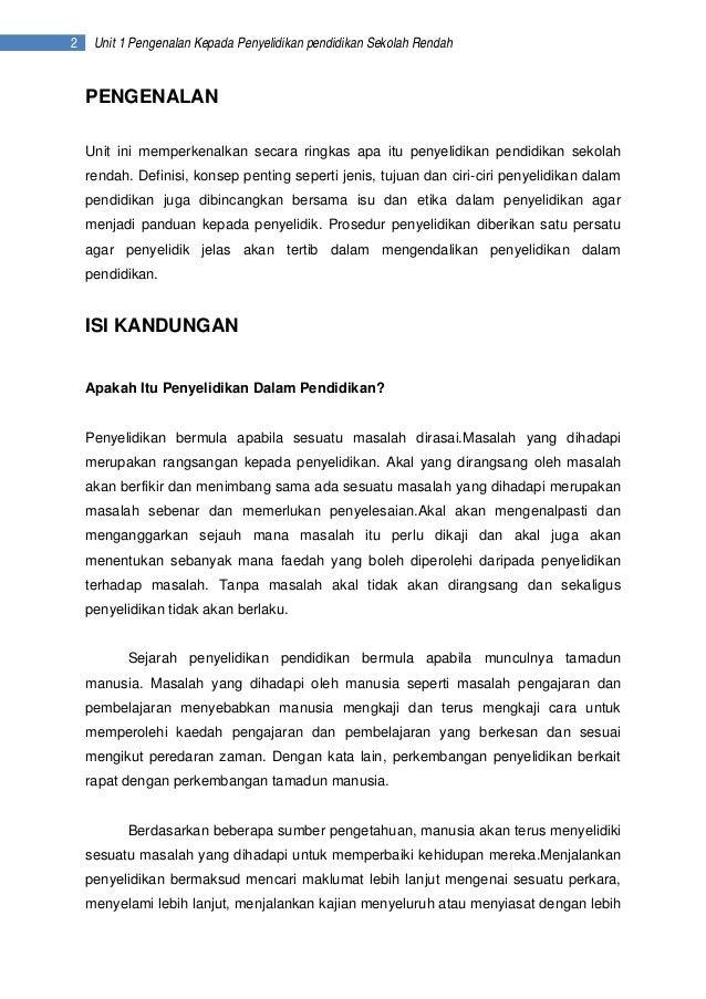 Contoh Membuat Kaedah Kajian Sejarah Buku 2017 - Nota ...
