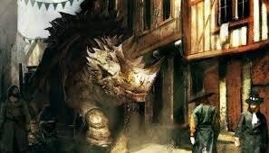 dragon lames