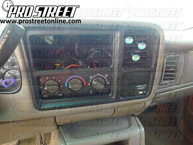 1992 Chevy Radio Wiring