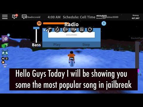 Roblox Music Codes For Jailbreak - Free Robux Generator 2019