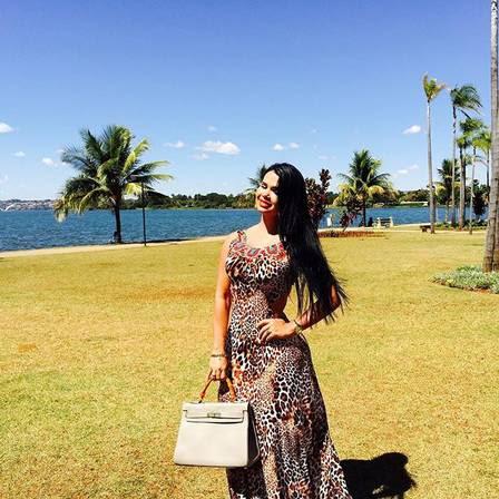 Milena Teixeira: viagens são hobby