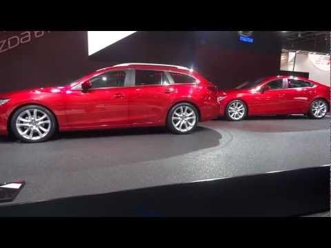 2013 Mazda 6 video preview