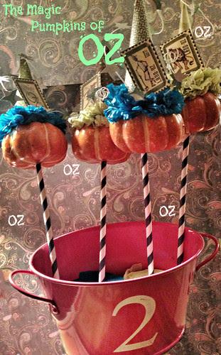 Pumpkins of Oz