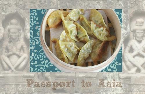 Passport to Asia Badge