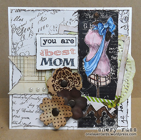 2014-02-27 Shabby Chic and Vintage You are the best mom