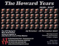 The Howard Years Einvite