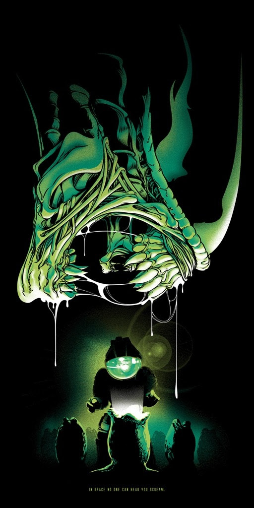 Xenomorph by Joshua Budich