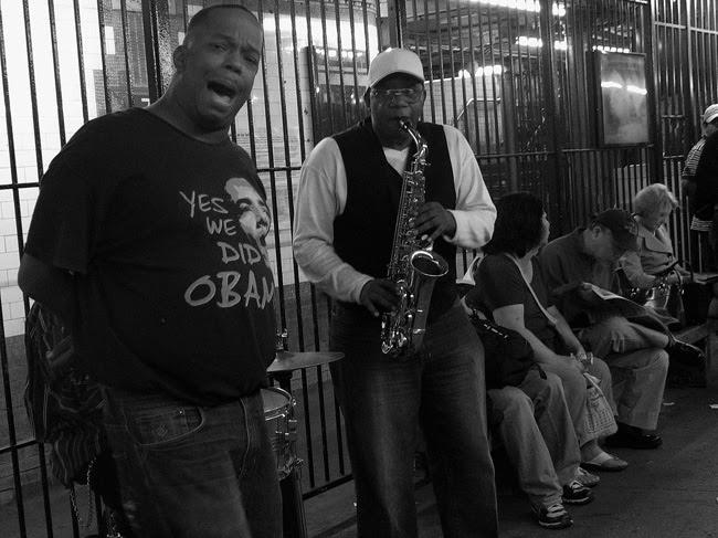 Subway players