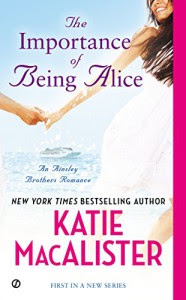 The Importance of Being Alice: A Matchmaker in Wonderland Romance - Katie MacAlister