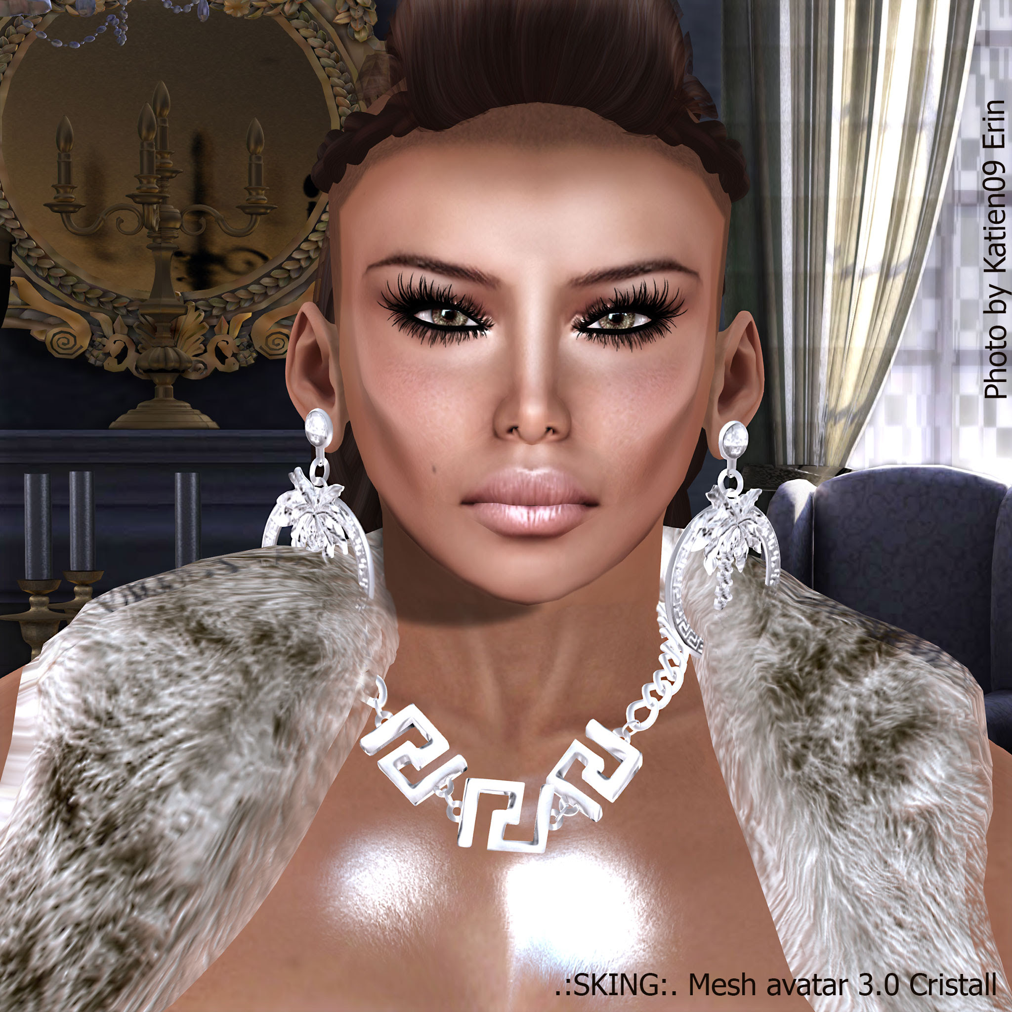 .:SKING:. Mesh avatar 3.0 Crystall - teaser