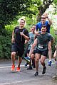 henry cavill gets sweaty for durrell challenge road race 04