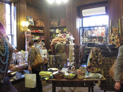 DC Textile Museum Gift Shop