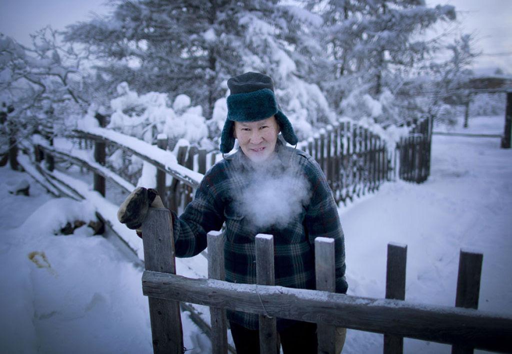 Conheça Oimekon, o povoado mais frio do planeta 14