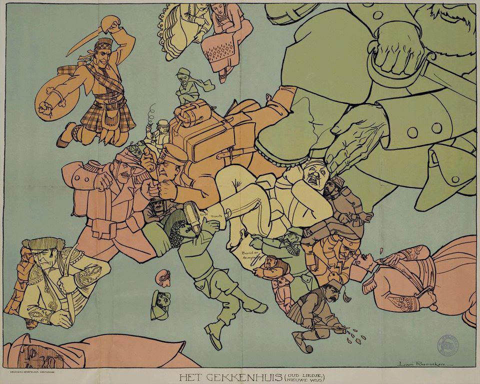 civilizacion, lucha de civilizaciones, guerra potencias mundiales, guerra europa, guerra mundial