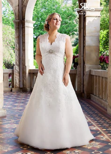 Plus Size Wedding Dress Shopping Tips and Ideas from Five