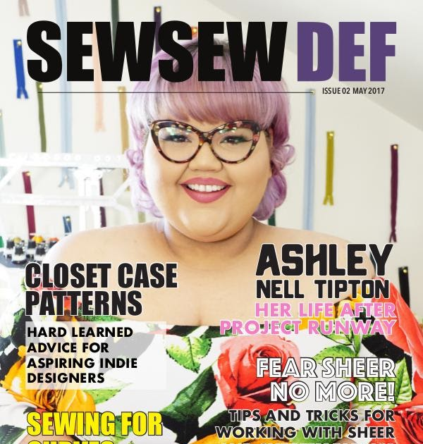 Norris Ford Home: Dressmaking Debacles: Sew Sew Def Magazine Review