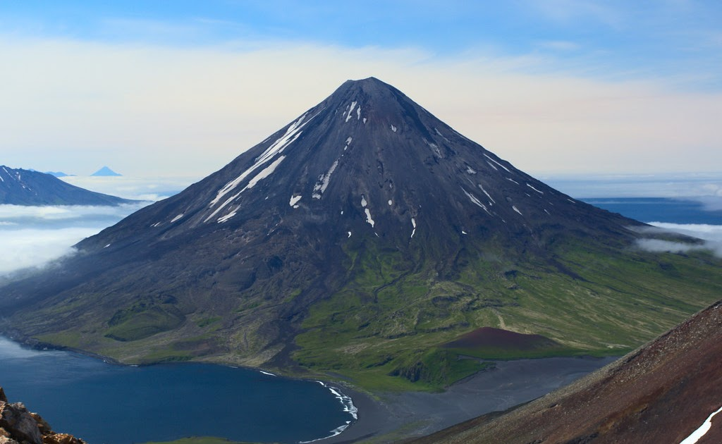 Geology is Beautiful: Cleveland Volcano, Chuginadak Island ...