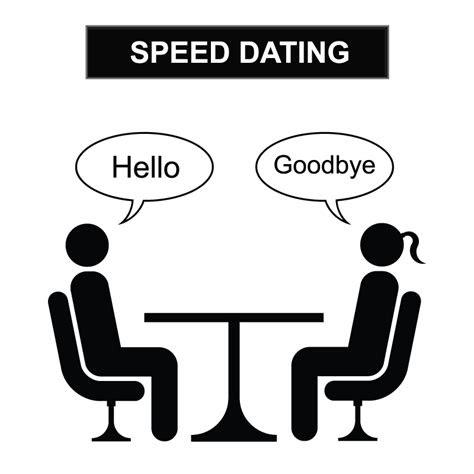 speed dating work studies show   men