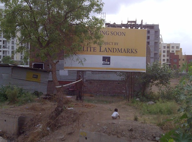 Upcoming project of Elite Landmarks on the way to Amit's Sereno, 2 BHK & 3 BHK Flats near Pancard Clubs, Baner Pune 411045