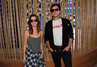 Nathália Dill e Sérgio Guizé (Foto: Celso Tavares/ EGO)