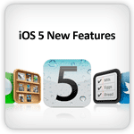 iOS 5 new features