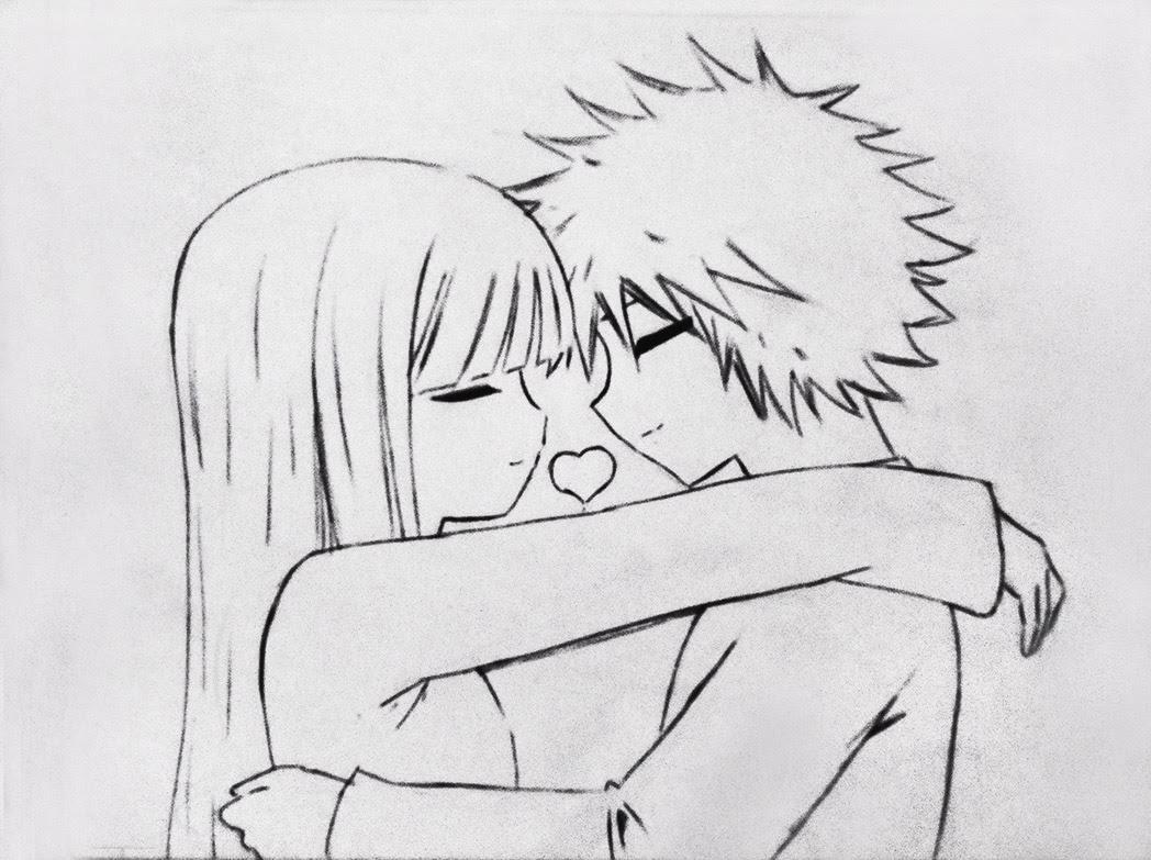 Imagenes De Enamorados Anime Para Dibujar Archivos Viewletterco