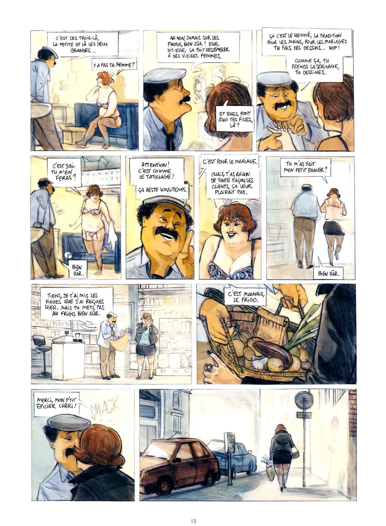 « Monsieur Jules » : la fin d'un monde | BDZoom.com