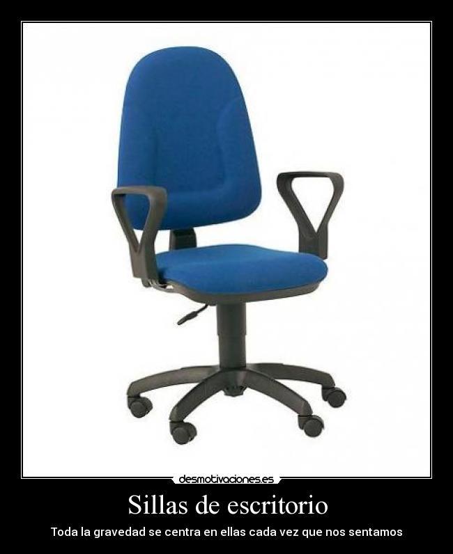C mo decorar la casa sillas de escritorios for Sillas de oficina usadas