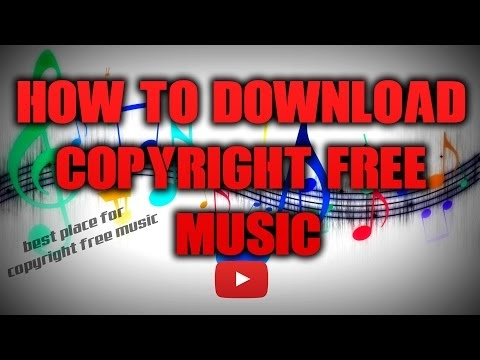 How To Download Copyright Free Music