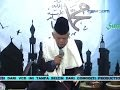 Pentingnya Sholat KH Duri Azhari