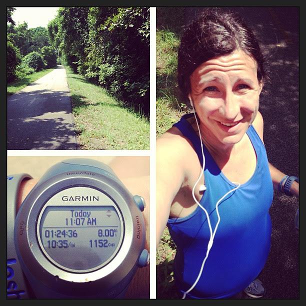 Morning/afternoon #run #halfmarathontraining #mcttrails