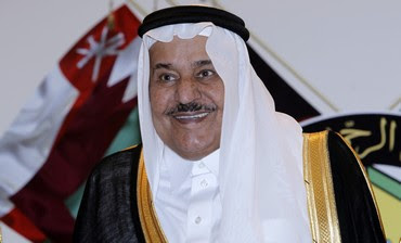 The late Saudi Crown Prince Nayef bin Abdul-Aziz