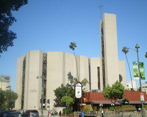 St. Basil's Church, Wilshire Boulevard, Los Angeles, California