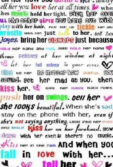 Cute Quotes To Tell Girls. QuotesGram