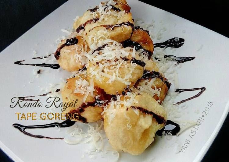 Resep Rondo Royal Tape Singkong Goreng Dari Yani Astari Resep Mudah Masakan Rumahan Dyhahqyla
