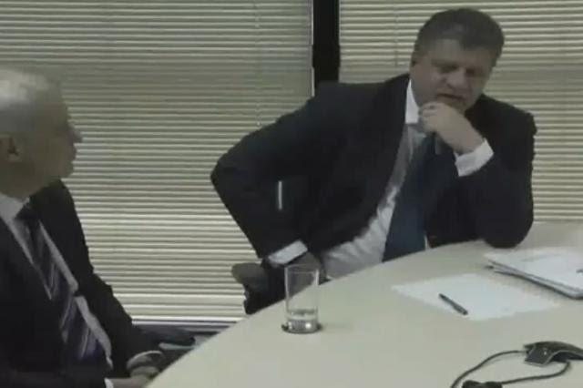 VÍDEO: em depoimento, José Otávio Germano rebate suspeitas de envolvimento na Lava-Jato reprodução/