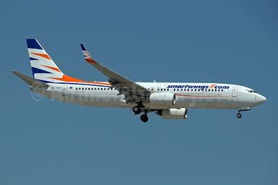 Smart Wings (smartwings.com) Boeing 737-86Q WL OK-TVW (msn 30295) AYT (Paul Denton). Image: 908870.