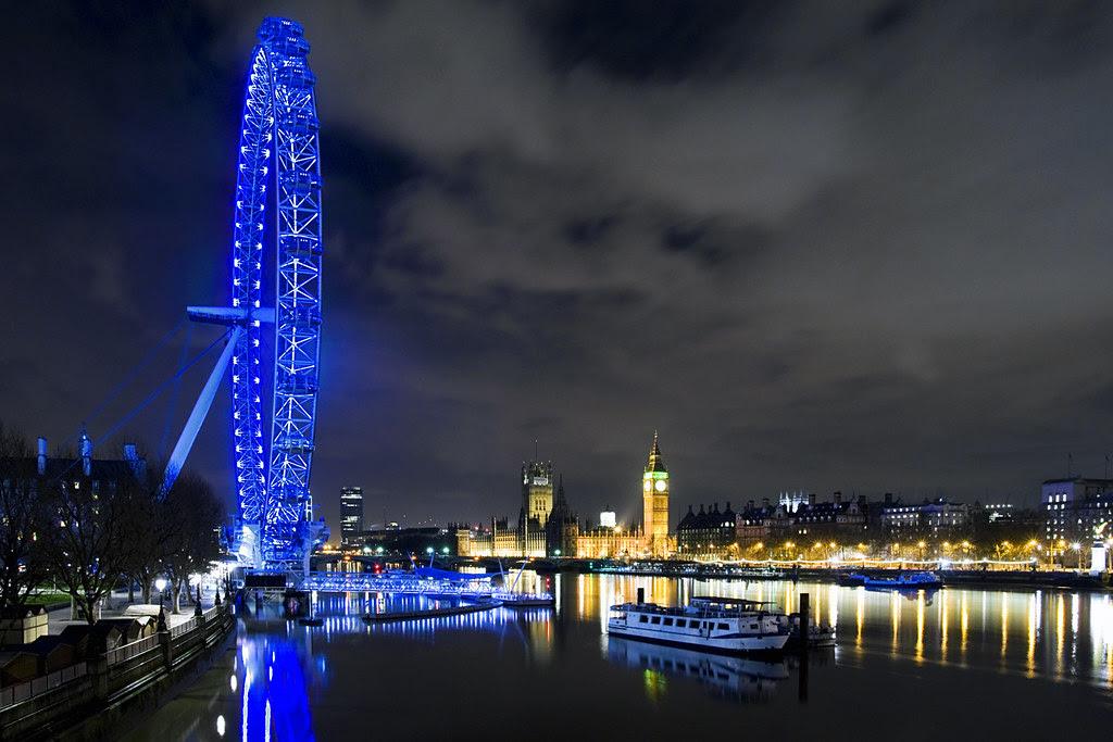 Christmas Day London