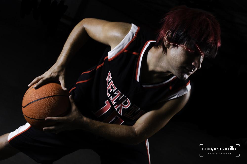 Kuroko no Basket by compephotography