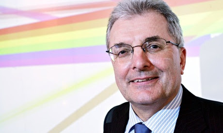 Chris Rapley, Shell and climate change at the science museum, London