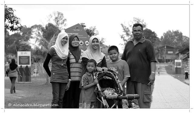 keluarga bg man & kak nor