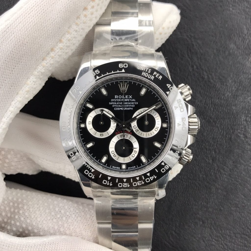 Noob V3 Replica Rolex Daytona 116500