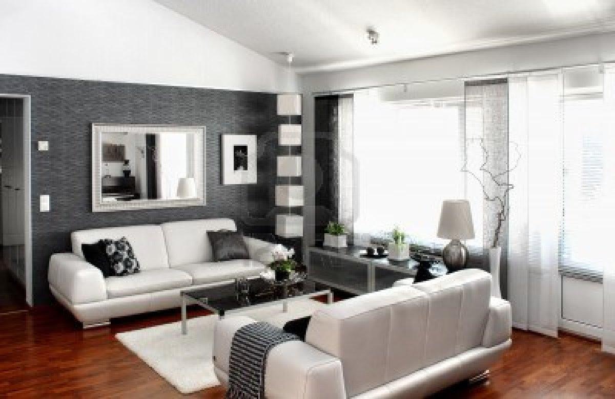 Modele Deco Salon Moderne